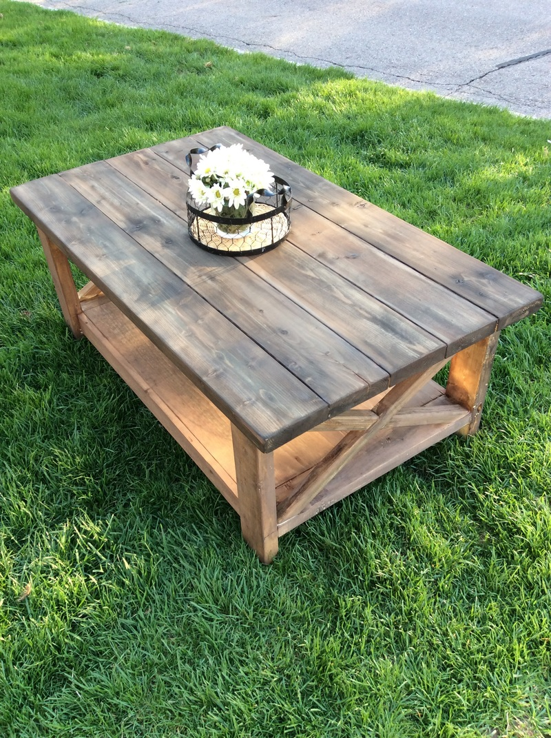 - Coffee Tables - Custom Wooden Furniture